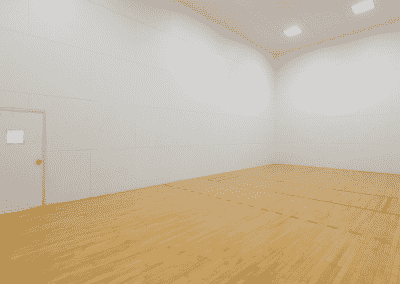 Racquetball court